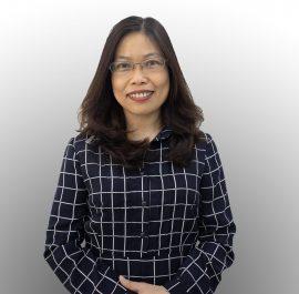 Thạc sĩ luật Đinh Thị Chiến