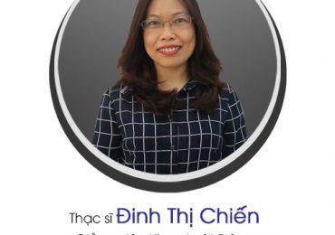 """Buổi thứ 7 khóa học """"Chuyên viên pháp chế doanh nghiệp"""" do Thạc sĩ, NCS Đinh Thị Chiến phụ trách"""