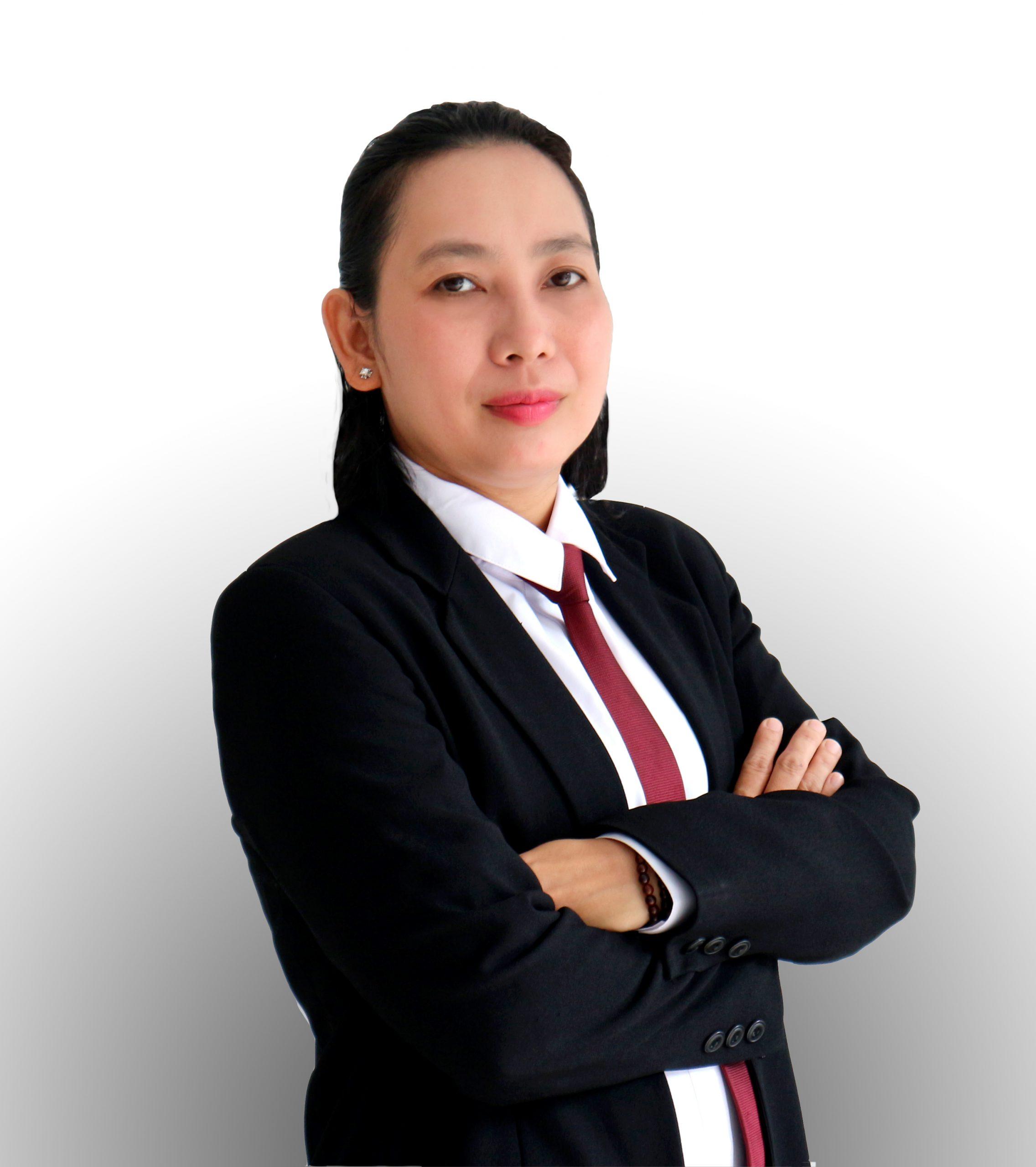 Thẩm phán, tiến sĩ Nguyễn Mai Trâm